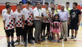 Minikler Türkiye Şampiyonu Isparta Aile ve Sosyal Politikalar GSK