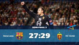 VELUX EHF Final4'da sürpriz sonuç