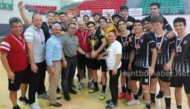 Yıldız Erkeklerde Şampiyon Beşiktaş