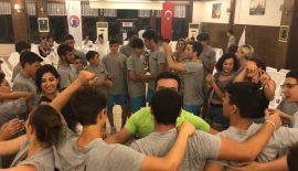 Can Çelebi Akademi'de süper final