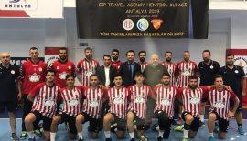 CIP Travel Antalyaspor zorlu mücadeleye çıkıyor