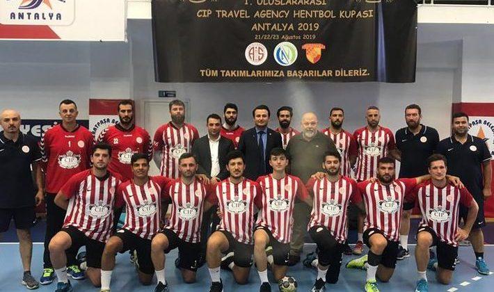 CIP Travel Antalyaspor veda etti