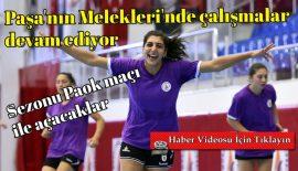 Muratpaşa Belediyesi sezonu Paok maçı ile açacak
