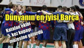 Dünyanın en iyisi Barça
