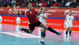 EHF EURO 2020 Türkiye 21 – Hırvatistan 30