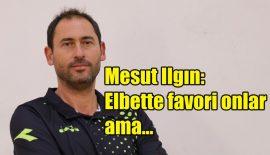 Beykoz Belediyesi SK'da Mesut Ilgın konuştu