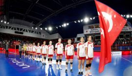 EHF EURO 2020'de Rakibimiz Hırvatistan