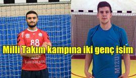 Milli Takım kampına iki genç isim…