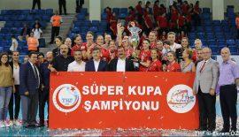 Kupa Kastamonu Belediyesi GSK'nın ellerinde
