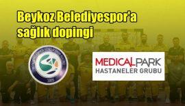 Beykoz Belediyespor, Medical Park ile güçlerini birleştirdi