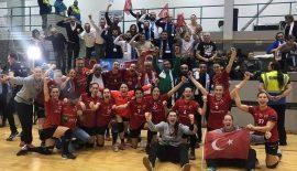 Kastamonu Belediyesi EHF Kupası gruplarında…