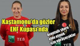 Kastamonu Belediyespor çeyrek final aşkına sahaya çıkıyor
