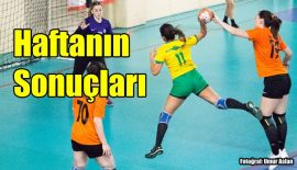 Hentbol Kadınlar Süper Ligi 15.hafta sonuçları