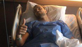 Mijo Tomic ameliyat edildi