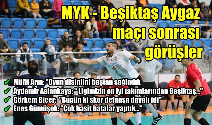 Beşiktaş Aygaz Ankara'da galip