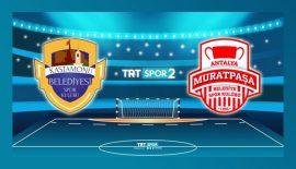 Türkiye Kupası müsabakası oynanacak