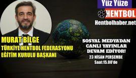 Murat Bilge canlı yayına konuk oldu