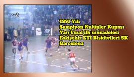 Unutulmaz maç TRT Spor 2 ekranlarında
