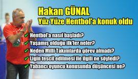 Hakan Günal'dan ligin tescil edilmesi ve yabancı oyuncu konusunda açıklamalar