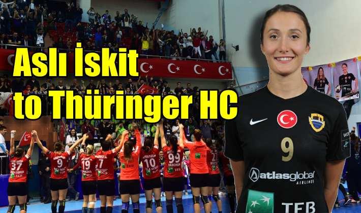 Aslı İskit to Thüringer HC