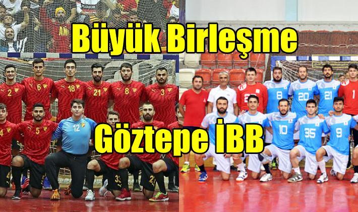Göztepe ile İzmir BB'de büyük birleşme