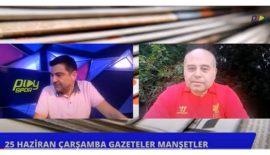 Okay Karacan, Orkun Yazgan'dan Türkiye – Slovenya maçı