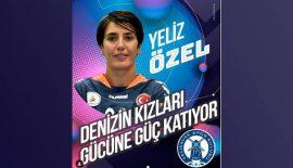 Yeliz Özel son dakika transferini değerlendirdi (video)