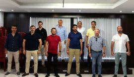 Muratpaşa Belediyespor'da yeni yönetim iş başında