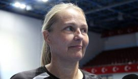 "Helle Thomsen : ""I want to develop a handball culture here"""