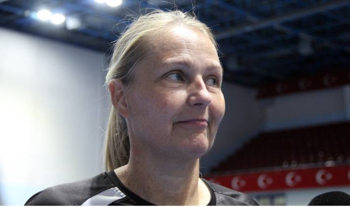 """Helle Thomsen : """"I want to develop a handball culture here"""""""
