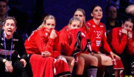 Hentbol Kadınlar Avrupa Şampiyonası'nda kriz kapıda