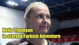 Helle Thomsen to started Turkish Adventure
