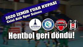 2020 İzmir Fuar Turnuvası sona erdi