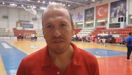 Beykoz Belediyespor'da Serdar Karaçam, Fuar Kupası'nı değerlendirdi