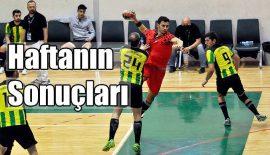 Erkekler Süper Ligi'nde dört maç oynandı