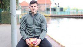 Doruk Pehlivan, Bundesliga'da başarıdan başarıya koşuyor