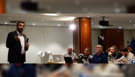 Doç. Dr. Murat Bilge, EHF'nin gündeminde