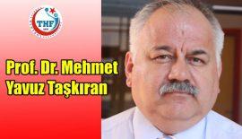Eğitim Kurulu Başkanı Prof. Dr. Mehmet Yavuz Taşkıran oldu