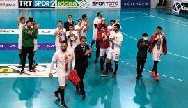 Spor Toto, İzmir'den galibiyet ile dönüyor