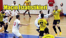 Beykoz Belediyesi SK – Spor Toto SK: 23-21
