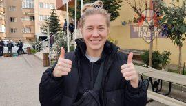 "Julia Eriksson: ""Kastamonu'ya hızla adapte olacağım"""