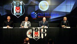 Beşiktaş Aygaz yeni sponsorunu açıkladı