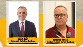 Konyaaltı Bld. Başkanı Semih Esen ve MHK Başkanı Barbaros Yılmaz canlı yayında