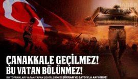 18 MART ÇANAKKALE ZAFERİ'NİN 106. YILI