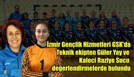 İzmir GH GSK'da Güler Yay ve Raziye Sucu'nun açıklamaları