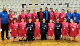 Mersin Büyükşehir Bld. Kadınlar 1. Lig'de