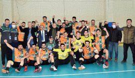 Eskişehir Ormanspor – Karabük Yenişehir GSK: 44-23