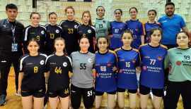 Samsun GSK – Karaman Minik Atılım SK: 28-29