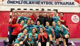 Muratpaşa Belediyespor – Üsküdar Belediyespor: 33-36