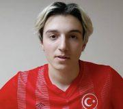 Antalyasporlu Ali Emre Babacan, ilk kez A Milli formayı giydi